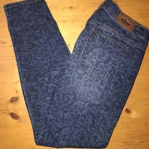 Else jeans skinny ankle 31
